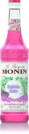 Monin ไซรัป กลิ่น Bubble Gum Syrup (700 ml.)