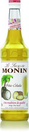 Monin ไซรัป  กลิ่น Pinacolada Syrup (700 ml.)