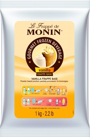 Frappe Monin รส Vanilla