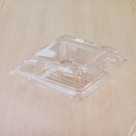 กล่องเบเกอรี่ใส TP-106 (50ชิ้น/แพค)