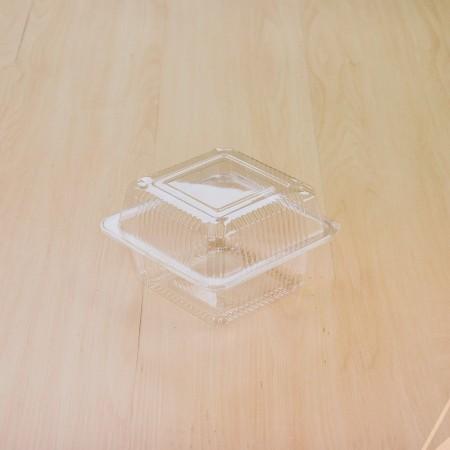 กล่องเบเกอรี่ใส TP-13 (100ชิ้น/แพค)