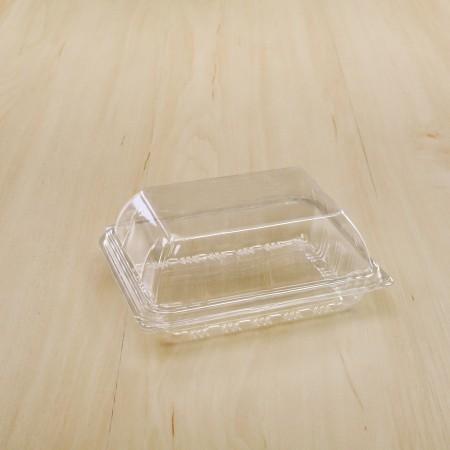 กล่องเบเกอรี่ใส TP-19 (100ชิ้น/แพค)