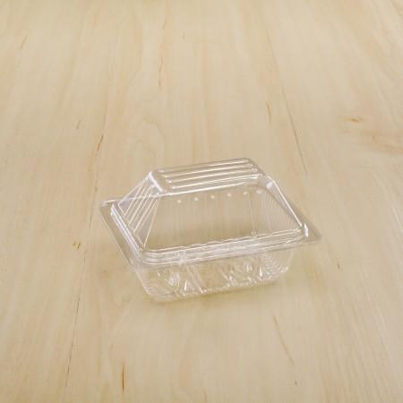 กล่องเบเกอรี่ใส TP-22 (100ชิ้น/แพค)