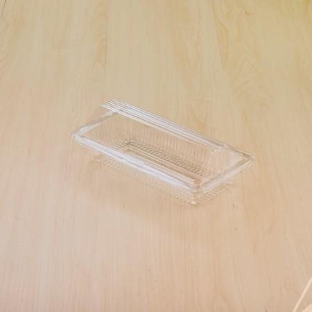 กล่องเบเกอรี่ใส TP-40 (100ชิ้น/แพค)