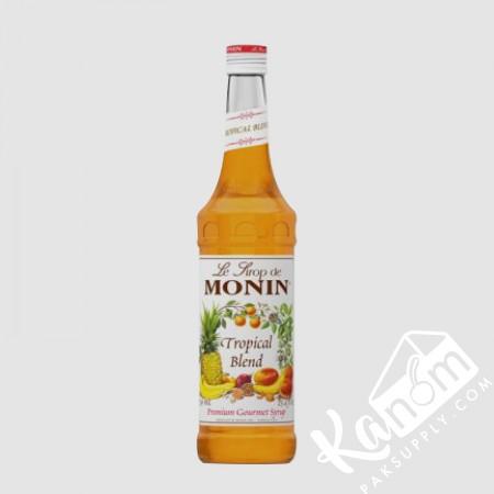 Monin ไซรัป กลิ่น Tropical Island Syrup (700 ml.)