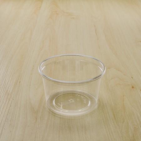 ถ้วยเบเกอรี่ PET 10 ออนซ์ #95 ไม่รวมฝา(50ชิ้น/แพค)