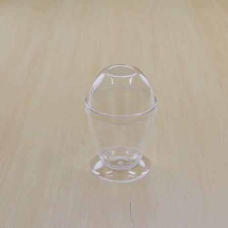 ถ้วยมูสเค้ก 111 ฝาโดม 7.5oz. (5ชิ้น/แพค)