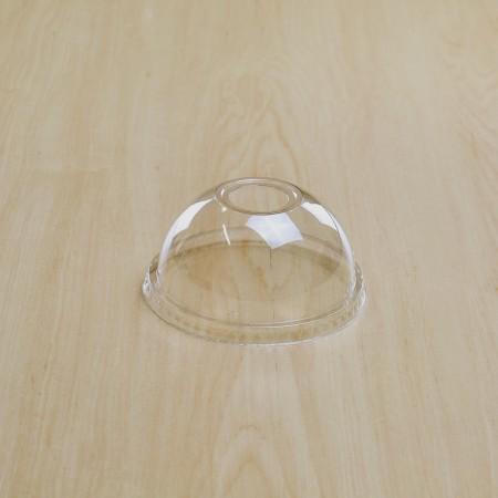 ฝาโดมปิดแก้ว PET #92(50ชิ้น/แพค)