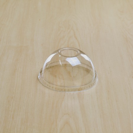 ฝาโดมปิดแก้ว PET #98(50ชิ้น/แพค)
