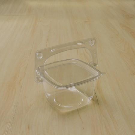 ตะกร้าพลาสติก ทรงเหลี่ยม ขนาดเล็ก (PK0310-115-S)(50ชิ้น/แพค)