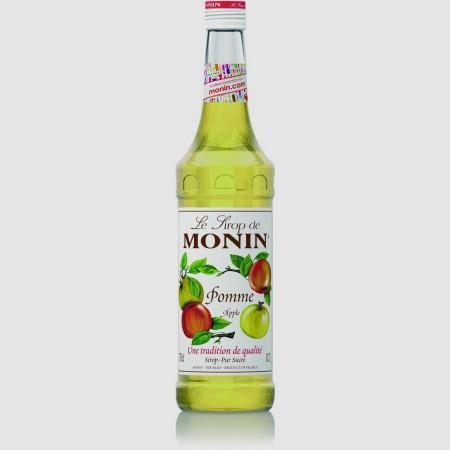 Monin ไซรัป กลิ่น Apple Syrup (700 ml.)