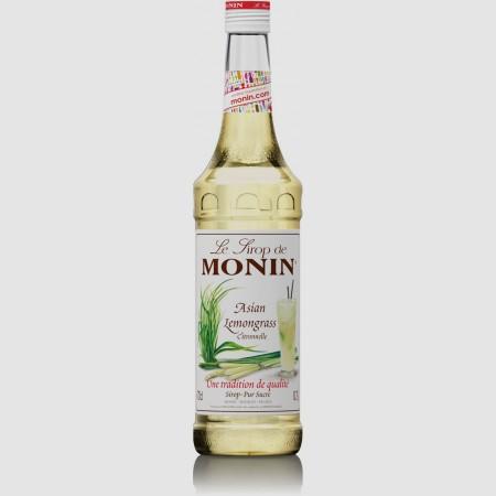 Monin ไซรัป กลิ่น Asian Lemongrass Syrup (700 ml.)