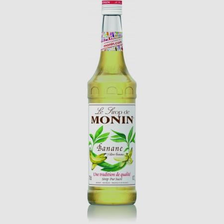 Monin ไซรัป กลิ่น Banana Syrup (700 ml.)