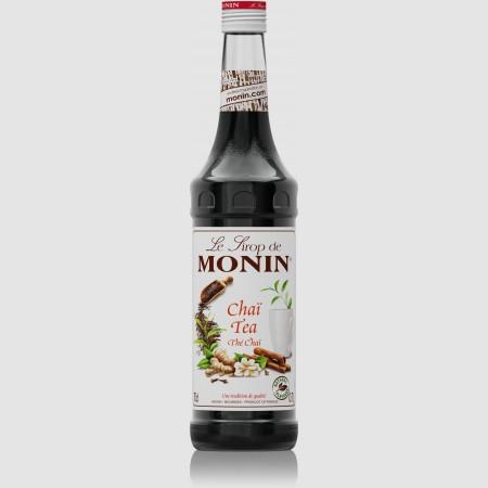 Monin ไซรัป กลิ่น Chai Tea Syrup (700 ml.)