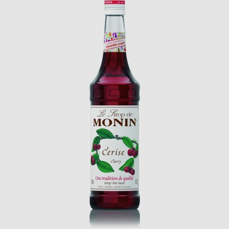 Monin ไซรัป กลิ่น Cherry Syrup (700 ml.)