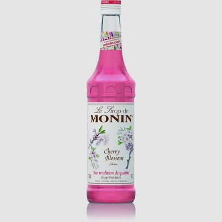 Monin ไซรัป กลิ่น Cherry Blossom Syrup (700 ml.)