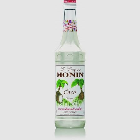 Monin ไซรัป กลิ่น Coconut Syrup (700 ml.)