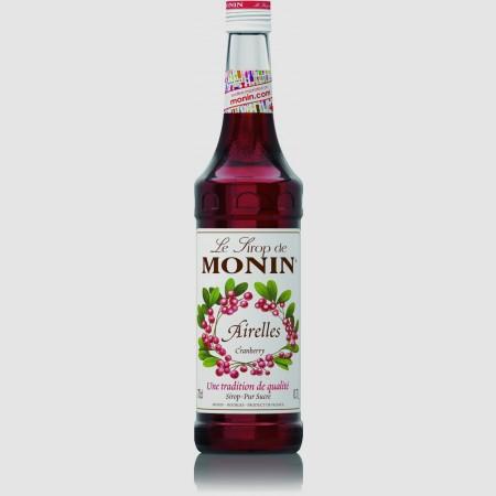 Monin ไซรัป กลิ่น Cranberry Syrup (700 ml.)