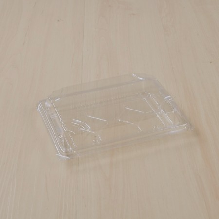 """กล่องเบเกอรี่OPSใส-ฝาล็อค""""SZ-012"""" (50ชิ้น/แพค)"""