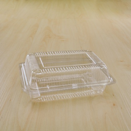 กล่องเบเกอรี่ใส PET ST-03(100ชิ้น/แพค)