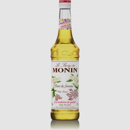 Monin ไซรัป กลิ่น Elder Flower Syrup (700 ml.)