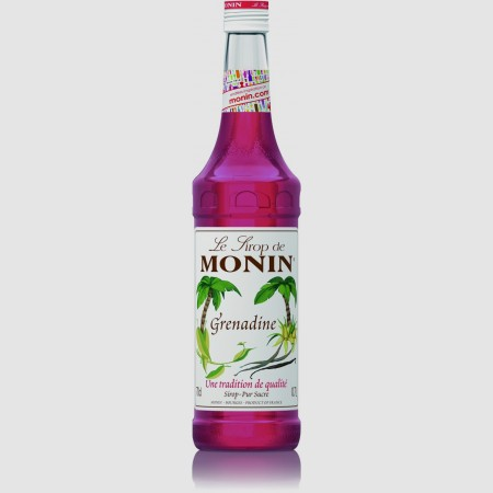Monin ไซรัป  กลิ่น Grenadine Syrup (700 ml.)