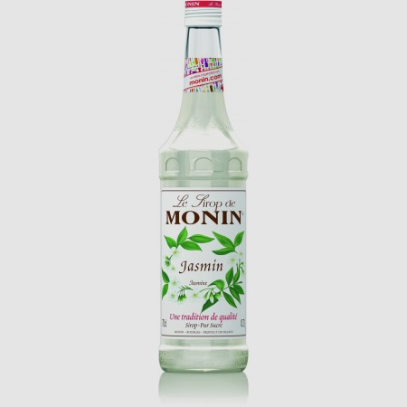 Monin ไซรัป กลิ่น Jasmine Syrup (700 ml.)