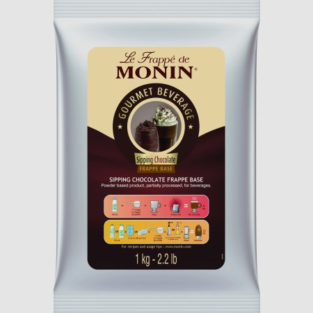 Frappe Monin รส Sipping Chocolate
