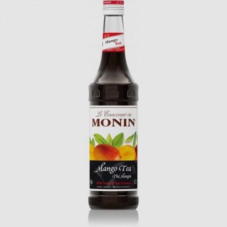 Monin ไซรัป กลิ่น Mango Tea Syrup (700 ml.)