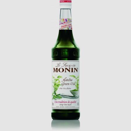 Monin ไซรัป กลิ่น Matcha Green Tea Syrup (700 ml.)