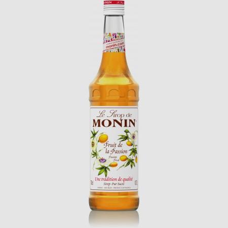 Monin ไซรัป  กลิ่น Passion Fruit Syrup (700 ml.)