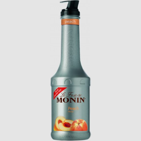 Monin Peach Fruit Mix (1L.)