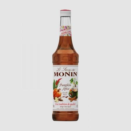 Monin ไซรัป กลิ่น Pumpkin Spice Syrup (700 ml.)