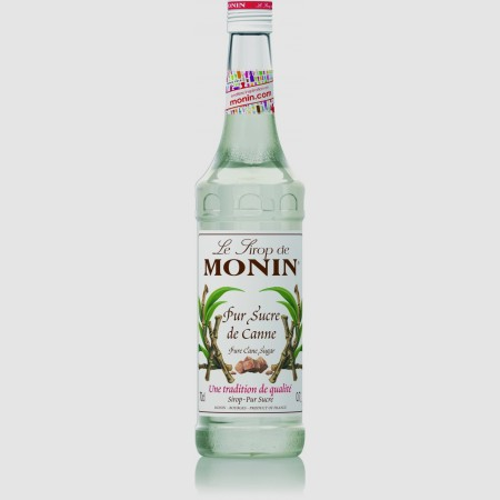 Monin ไซรัป  กลิ่น Pure Cane Sugar Syrup (700 ml.)