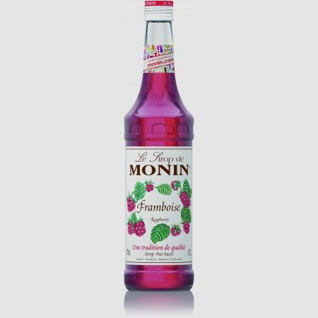 Monin ไซรัป กลิ่น Raspberry Syrup (700 ml.)
