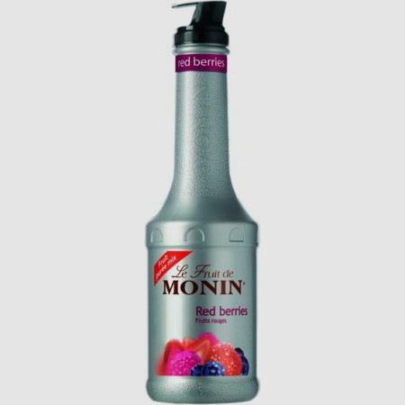 Monin Red berries Fruit Mix  (1L.)