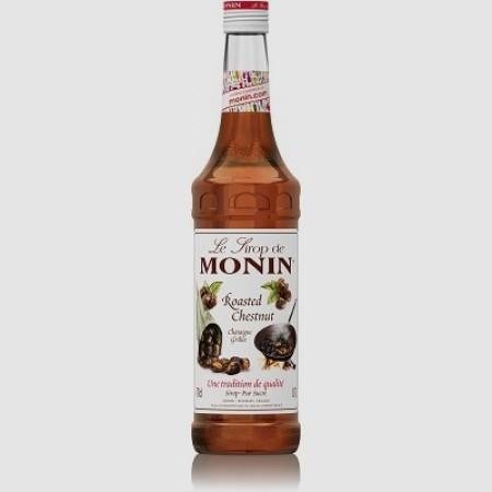 Monin ไซรัป กลิ่น Roasted Chestnut Syrup (700 ml.)