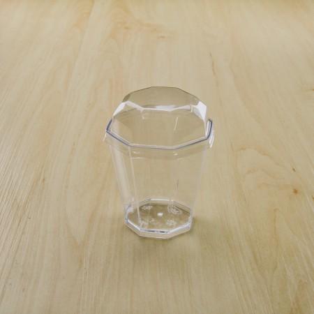 ถ้วยมูสเค้ก S4 ฝาโดม (25ชิ้น/แพค)