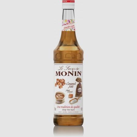 Monin ไซรัป กลิ่น Salted Caramel Syrup (700 ml.)