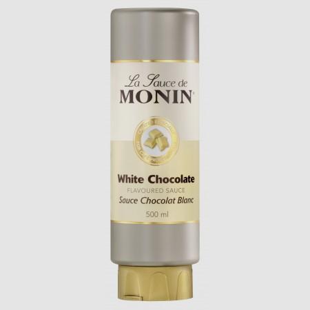Sauce Monin  รส Chocolat blanc 500ml