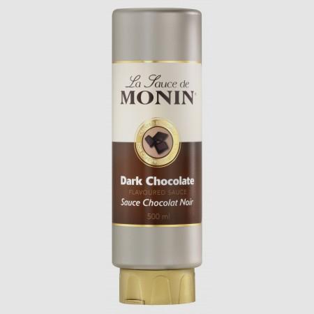 Sauce Monin  รส Chocolat noir 500ml