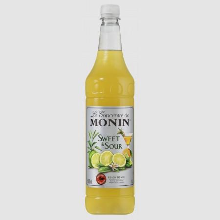 Monin ไซรัป กลิ่น Sweet &Sour Syrup (700 ml.)