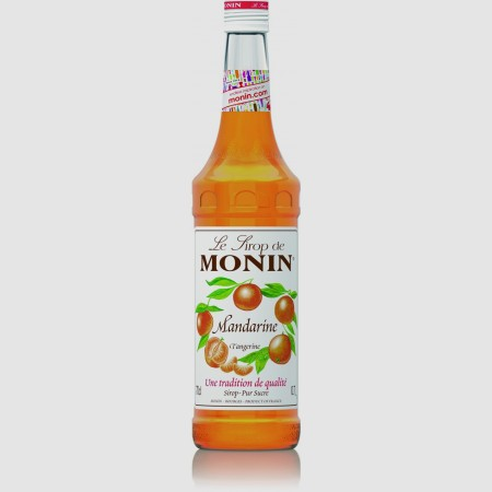 Monin ไซรัป กลิ่น Mandarine Syrup (700 ml.)