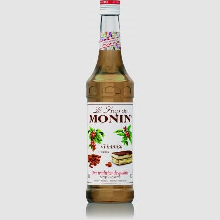 Monin ไซรัป กลิ่น Tiramisu Syrup (700 ml.)