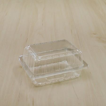 กล่องเบเกอรี่ใส TP-102 (100ชิ้น/แพค)