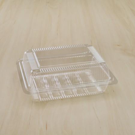 กล่องเบเกอรี่ใส TP-104 (100ชิ้น/แพค)