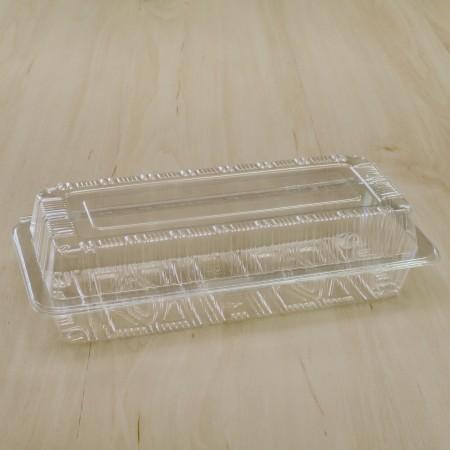 กล่องเบเกอรี่ใส TP-15  (100ชิ้น/แพค)