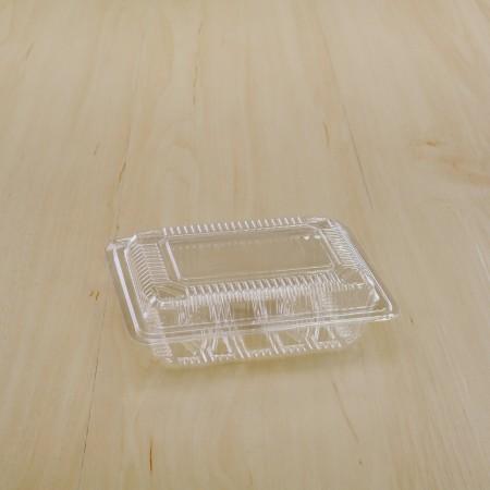 กล่องเบเกอรี่ใส TP-1H (100ชิ้น/แพค)