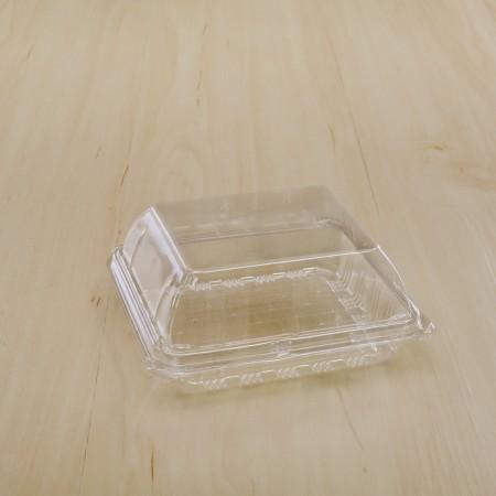 กล่องเบเกอรี่ใส TP-20 (100ชิ้น/แพค)