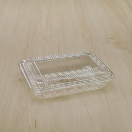 กล่องเบเกอรี่ใส TP-2H (100ชิ้น/แพค)